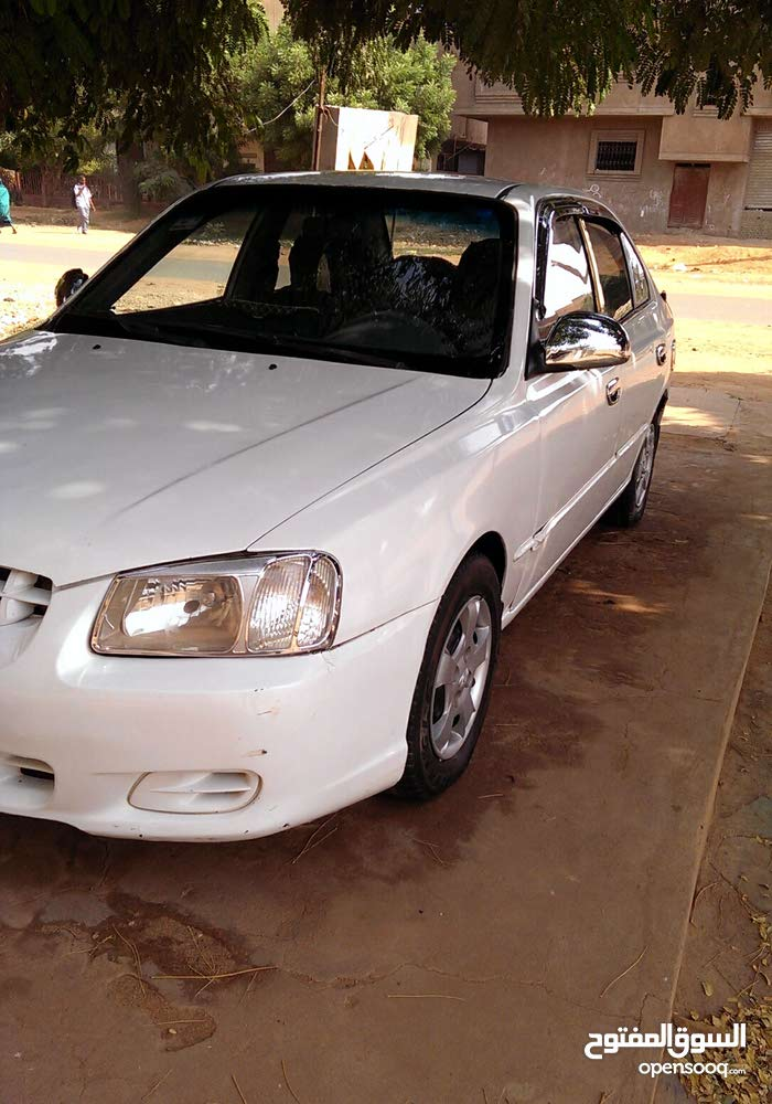 2007 Accent for sale