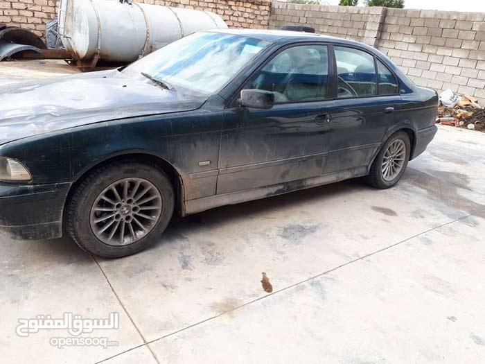 170,000 - 179,999 km mileage BMW 520 for sale