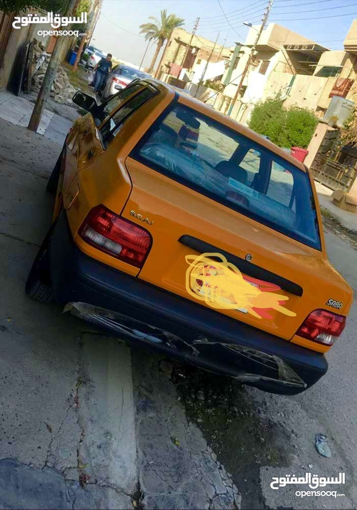 +200,000 km mileage SAIPA 111 for sale