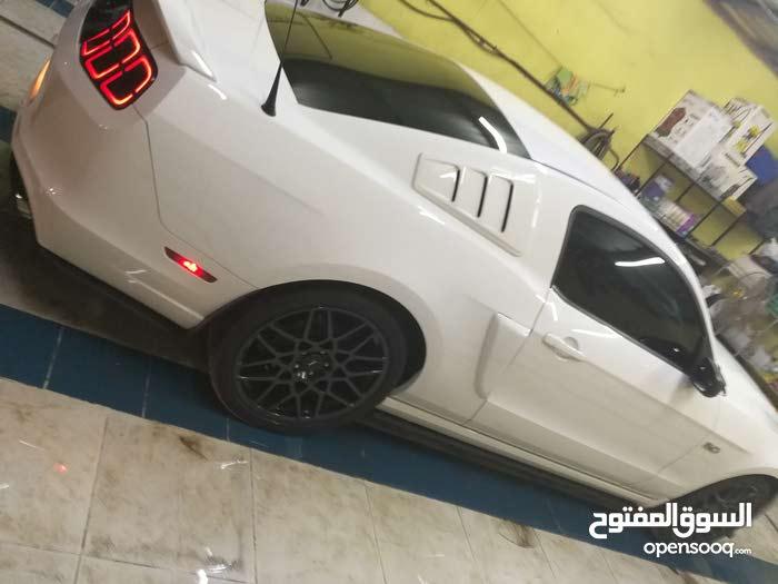Manual Ford 2013 for sale - Used - Al Mudaibi city