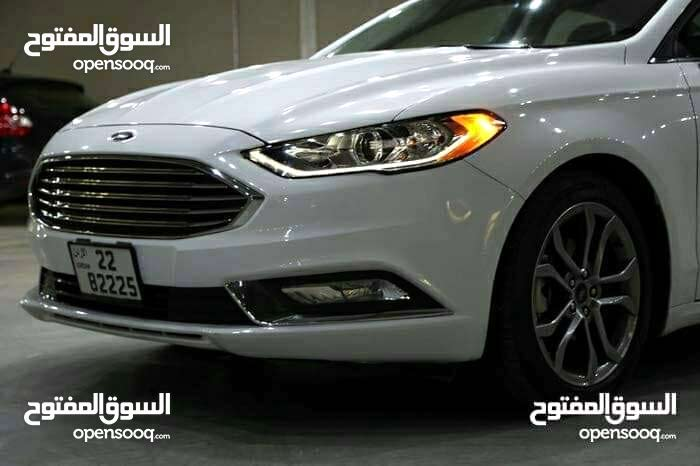 Automatic Ford 2017 for sale - Used - Irbid city - (107891484