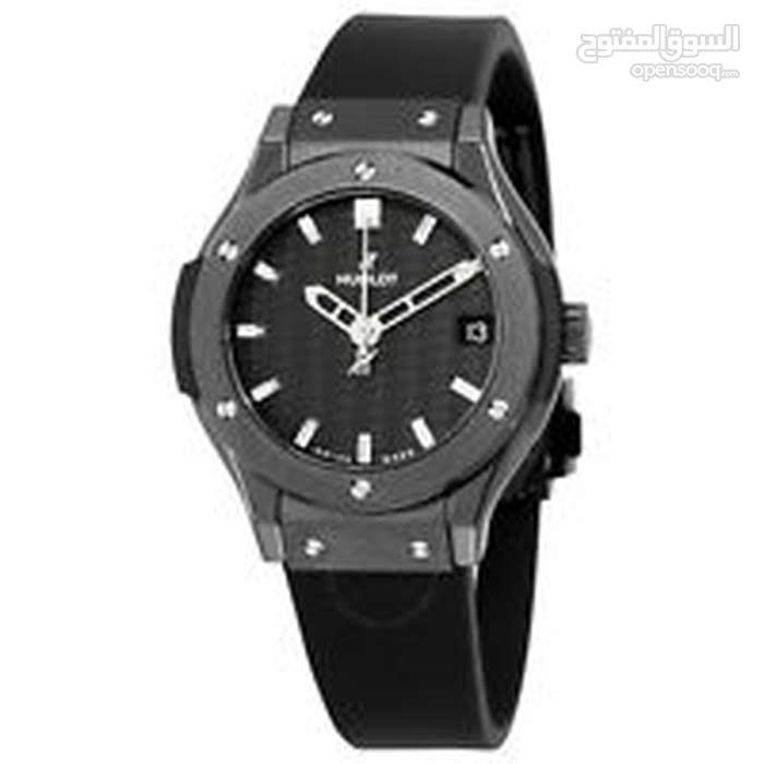 New Hublot Black Watch