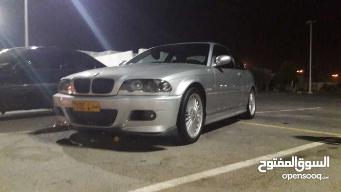 Silver BMW 328 2000 for sale