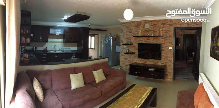 Khalda neighborhood Amman city - 135 sqm apartment for sale