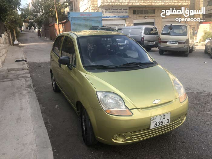 Used Chevrolet Spark for sale in Amman