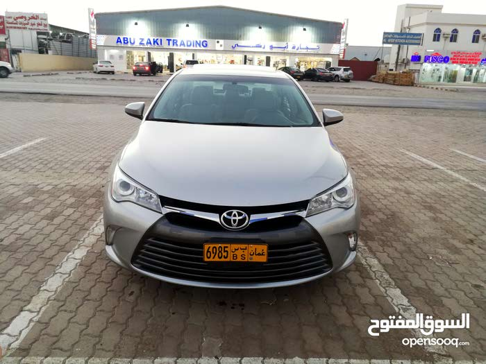 Available for sale! 1 - 9,999 km mileage Toyota Camry 2017