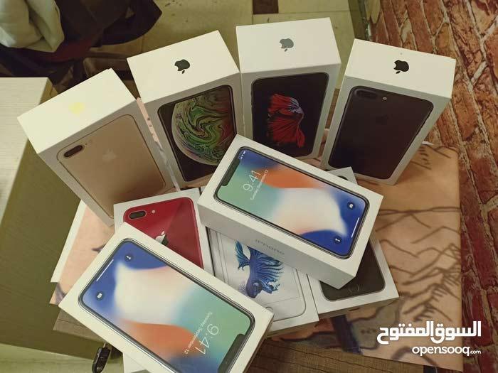 عرووض شهر رمضان علي  جميـع انواع الايفون باسعار مغــريه جدا/بكل المساحات والالوان*اصليه100%
