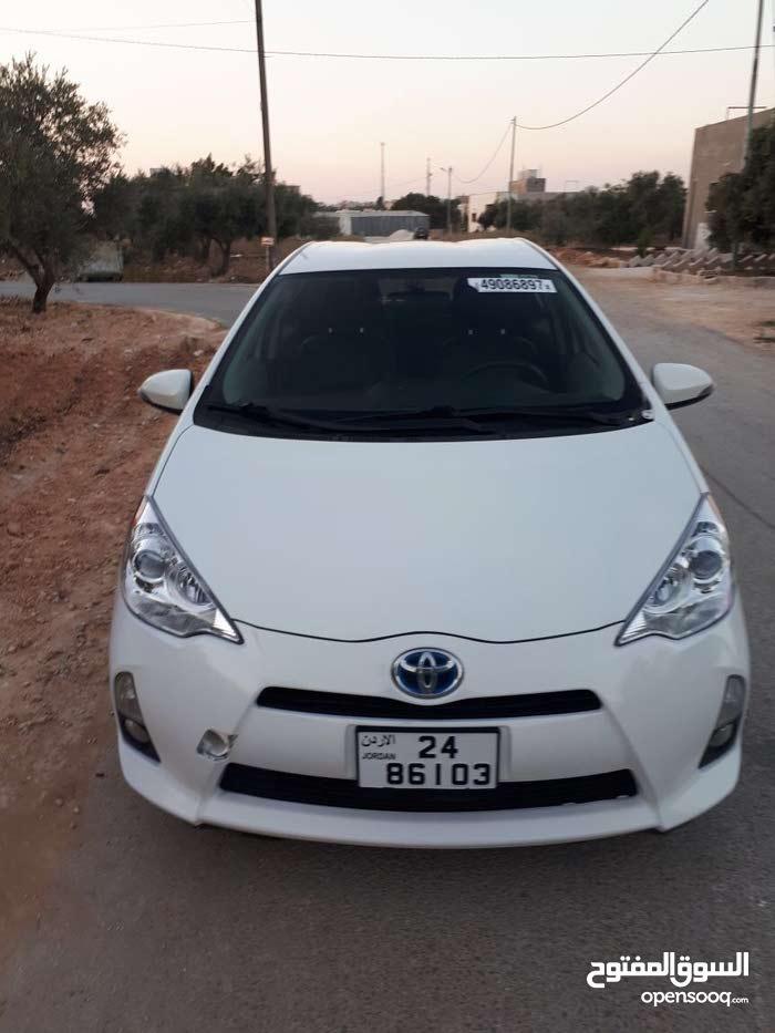 Toyota Prius C 2013 - Automatic