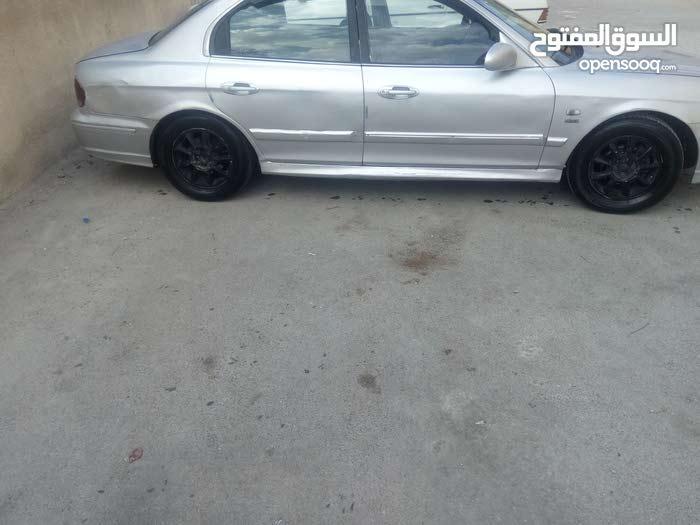 For sale 2000 Grey Sonata