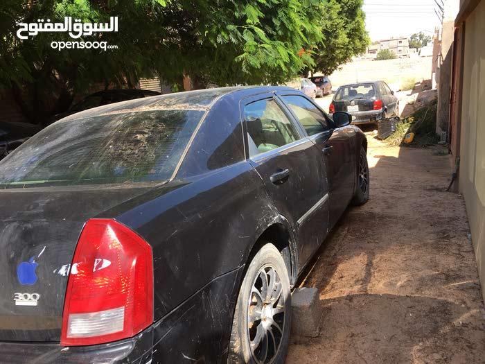 For sale Chrysler 300C car in Tripoli