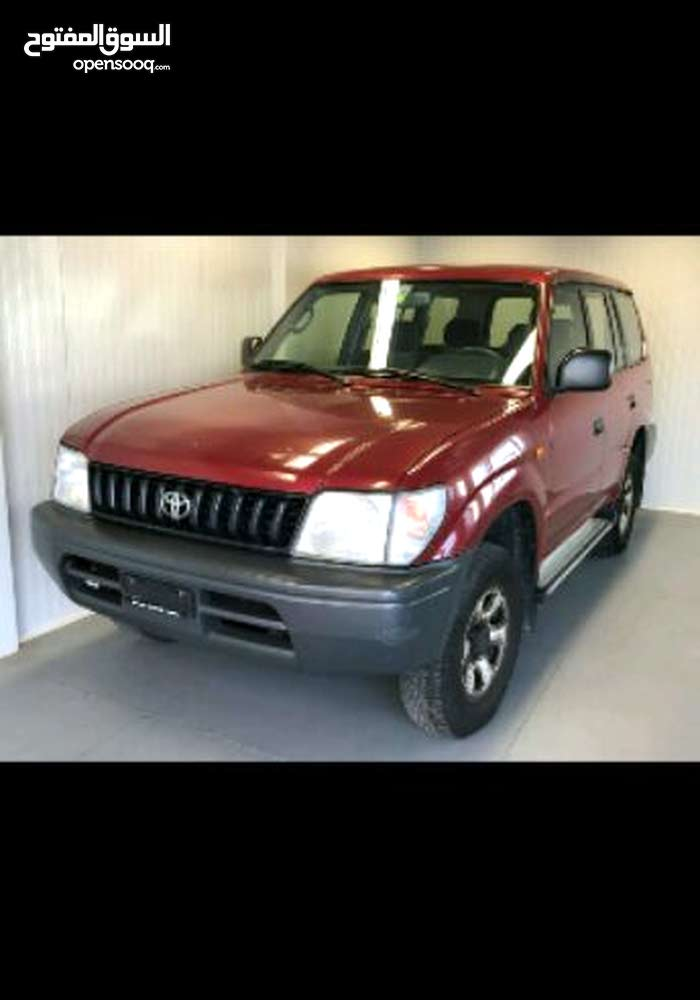For sale Used Prado - Manual