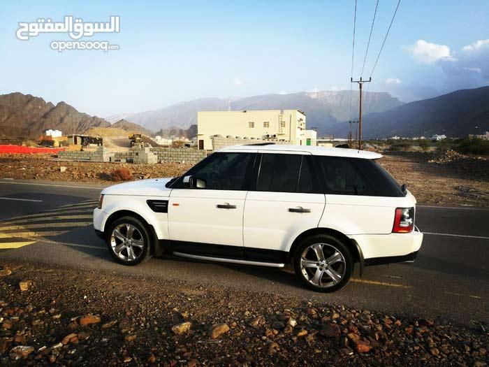 +200,000 km Land Rover Range Rover Sport 2008 for sale