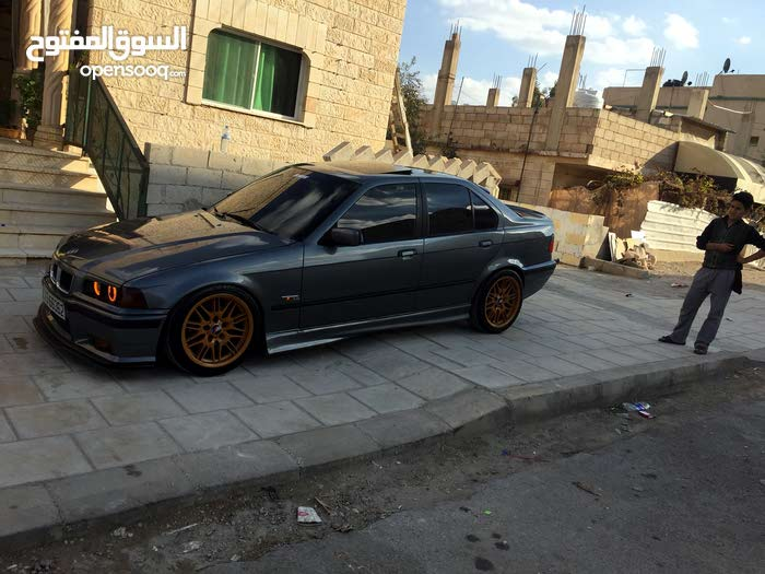 km mileage BMW M3 for sale