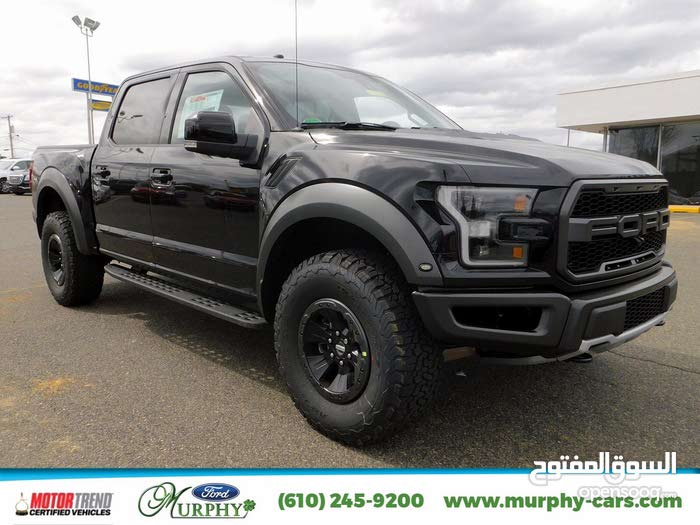 New Ford F-150 for sale in Abu Dhabi