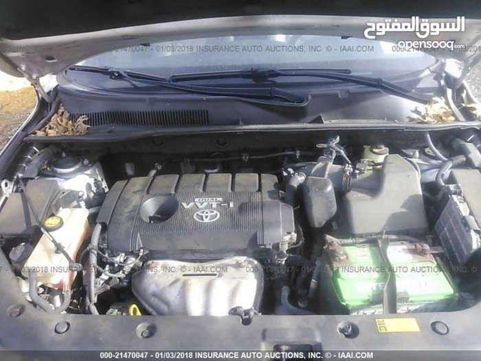 راف فور 4WD فل كامل بصمة 2010