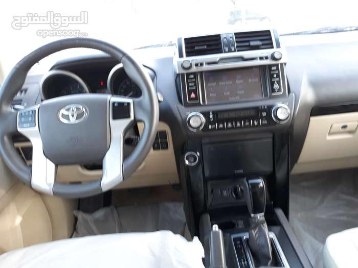 Toyota Prado txl  model 2014