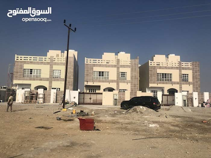 excellent finishing palace for sale in Amerat city - Nahdha