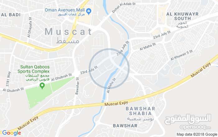 ارض سكني تجاري ع الشارع الخط اول جنب جامع محمد الامين موقع ممتاز