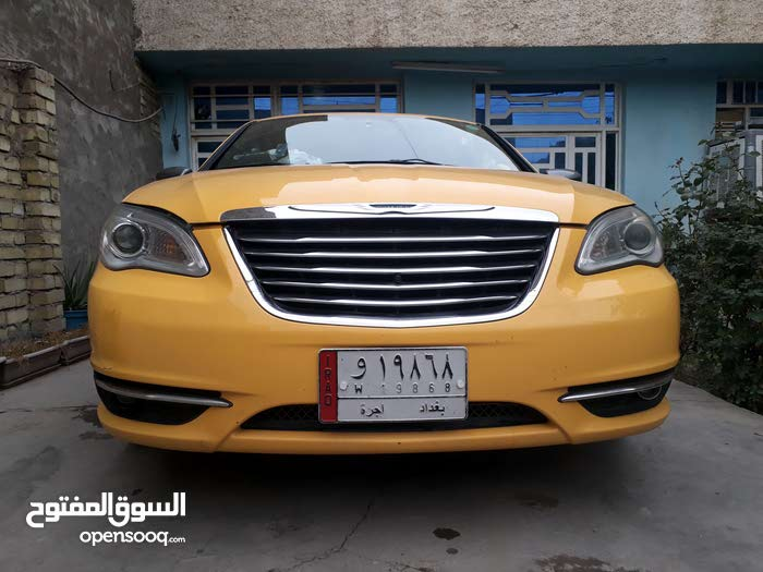 Automatic Chrysler 2013 for sale - Used - Baghdad city