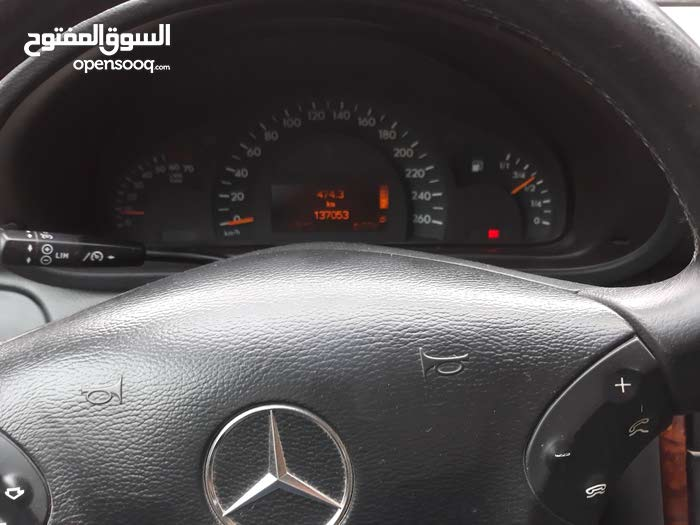 130,000 - 139,999 km Mercedes Benz C 200 2002 for sale