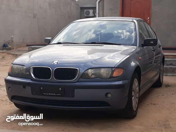 Manual BMW 2004 for sale - Used - Tripoli city