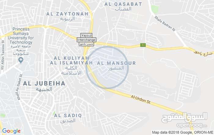 عمان.ضاحية المنصور