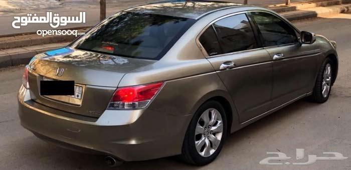 Honda Accord car for sale 2008 in Mecca city