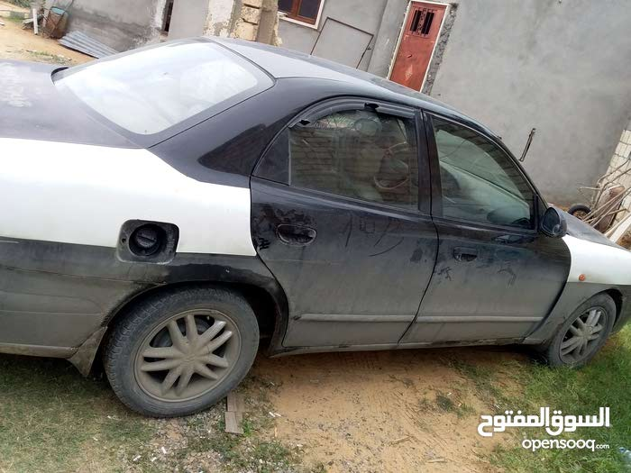 Automatic Black Daewoo 2000 for sale