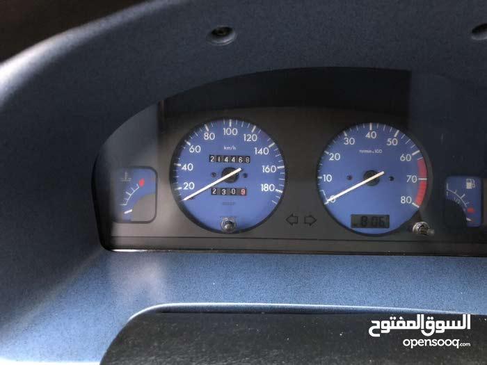 Manual Blue Citroen 2000 for sale