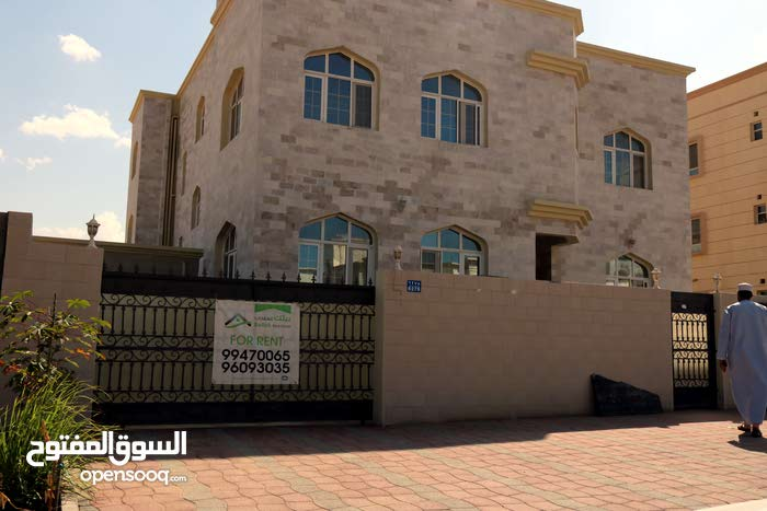More Villa palace for rent in Muscat