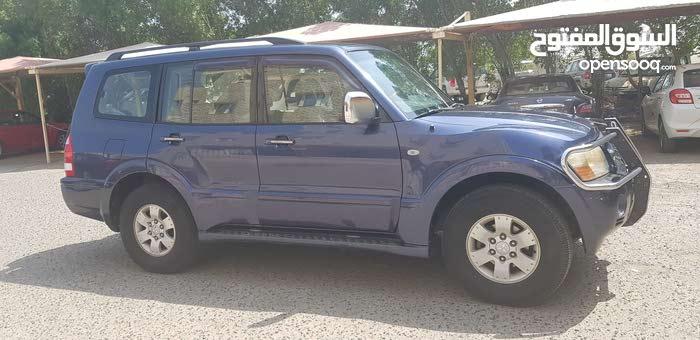 +200,000 km Mitsubishi Pajero 2006 for sale