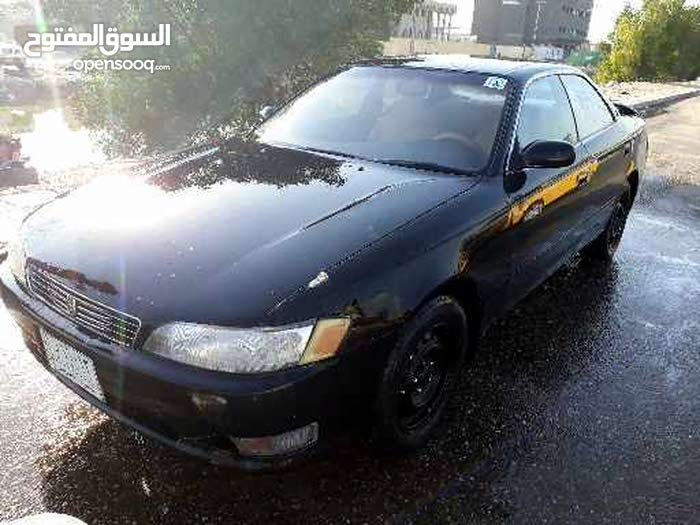 Toyota Mark X Used in Basra