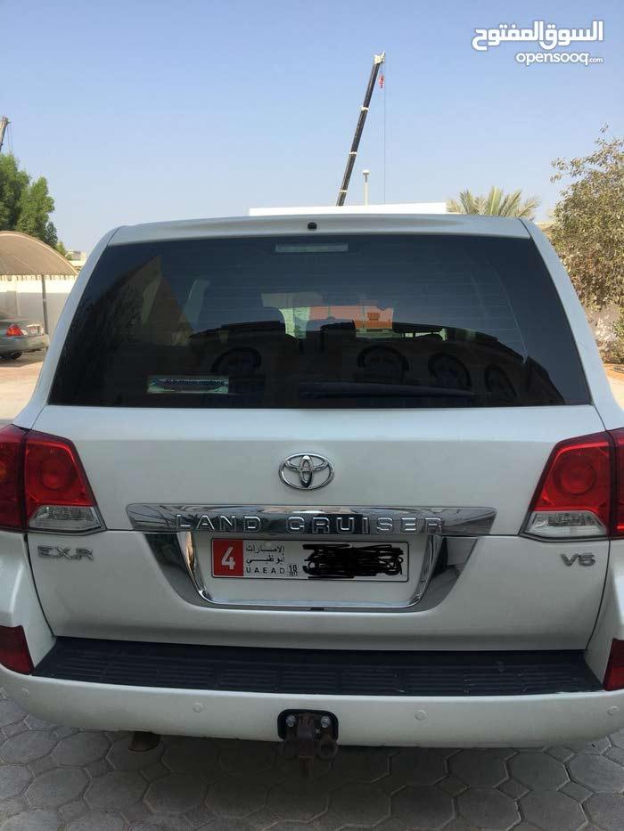 Toyota Land Cruiser 2014 - Automatic