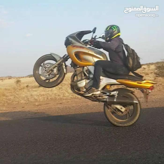 Used Yamaha motorbike in Khartoum