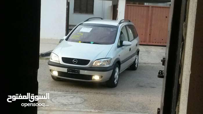 Opel Zafira 2002 For Sale