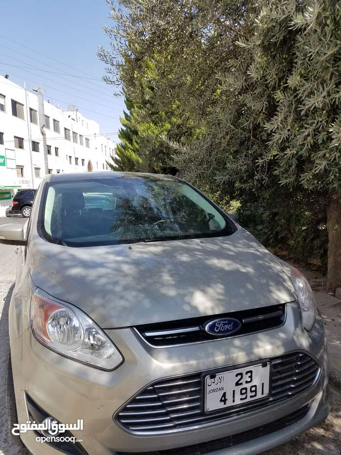 S-MAX 2015 - Used Automatic transmission