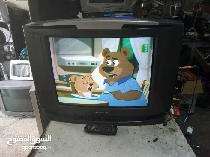 تلفزيون نوع دايو 21 بوصه ماشاء الله