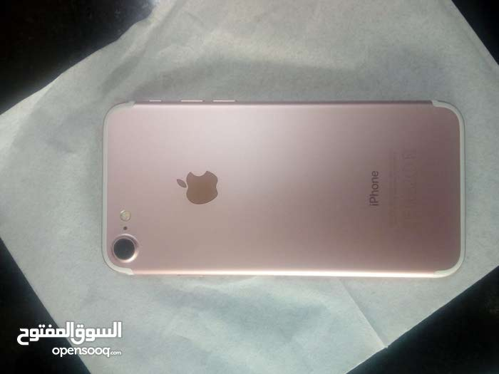apple I phone 7 roses gold 32gb