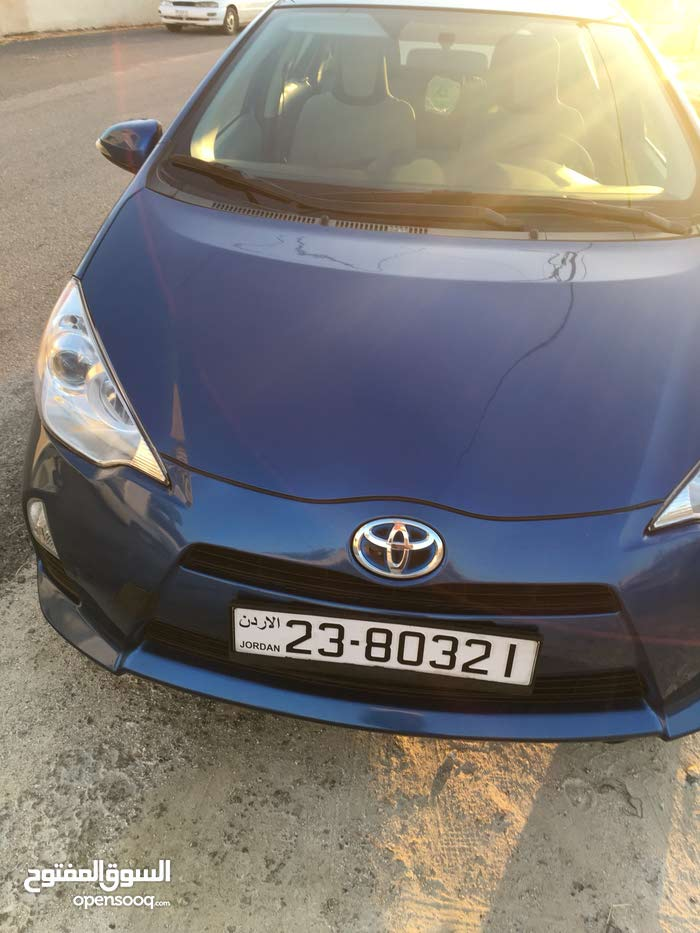 Toyota Prius 2014 For sale - Blue color