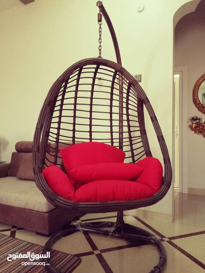 كرسي مرجوحة جديد