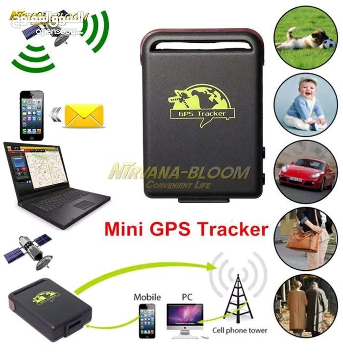 gps tracker جهاز تتبع الموقع