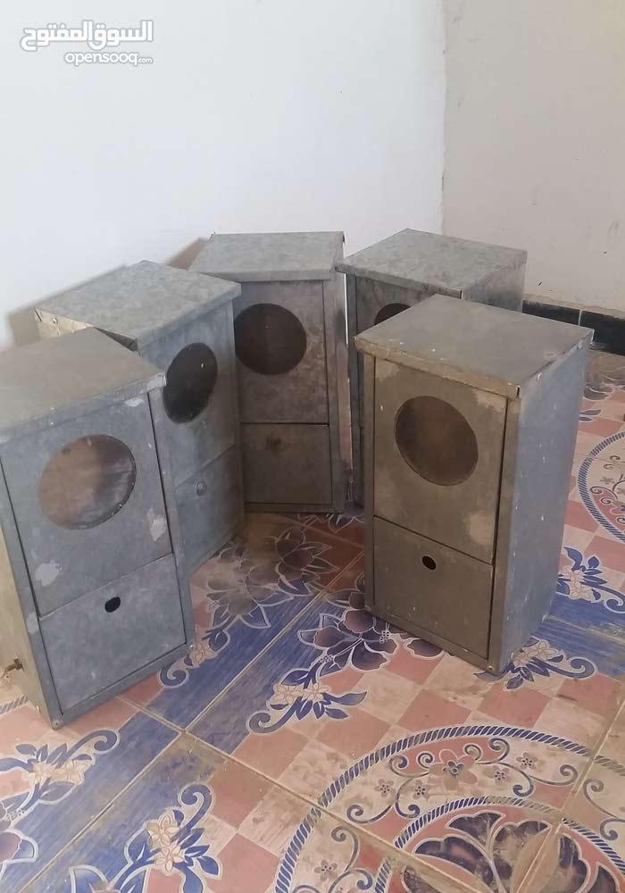 (5) صناديق عداد  كهرباء للبيع ب 10000