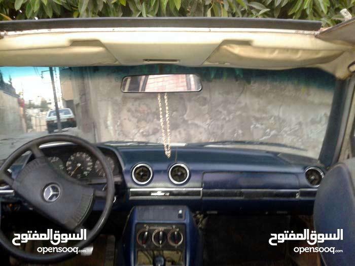 1987 Mercedes Benz E 200 for sale in Amman