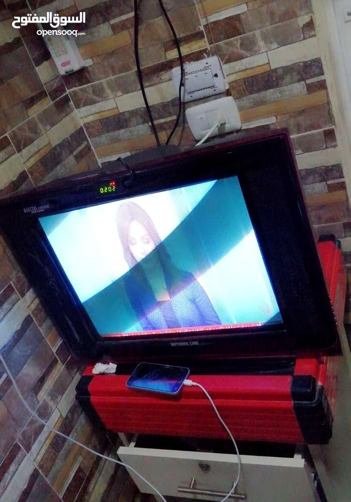 تلفزيون بحالة الوكالة بسعر ولا اروع