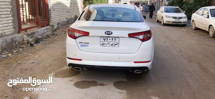 Automatic Kia 2013 for sale - Used - Karbala city