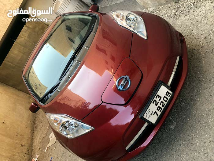 2015 Used Leaf with Automatic transmission is available for sale