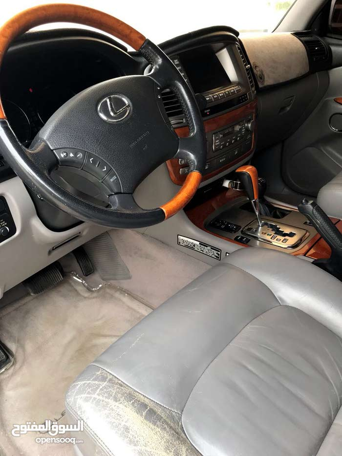 2005 Lexus LX for sale