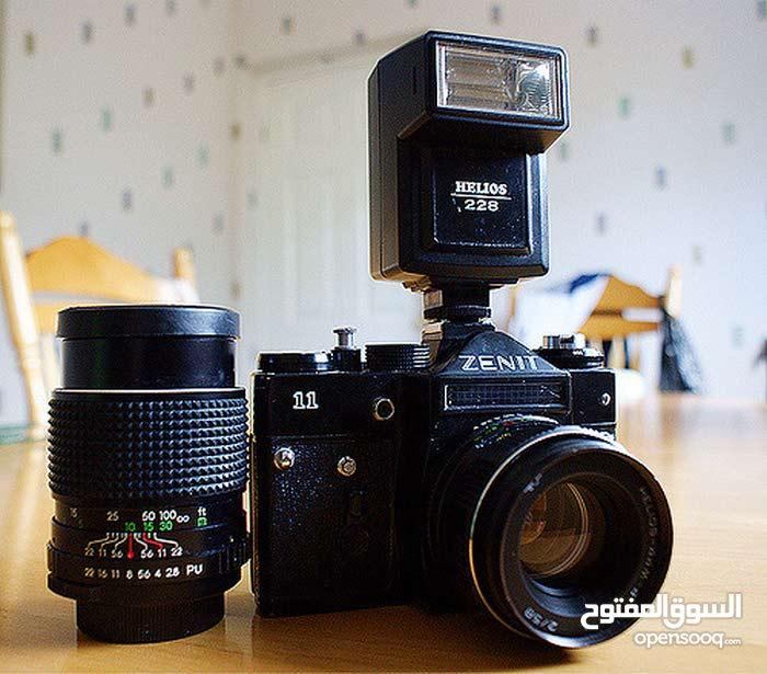 كاميرة zenit روسية