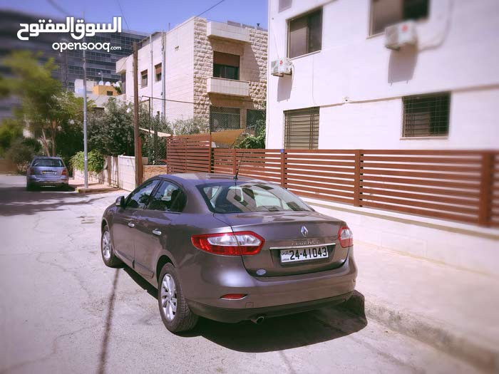 2013 Fluence for sale