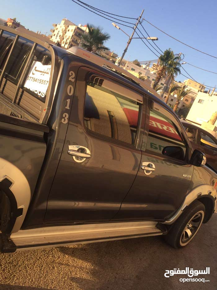 Toyota Hilux 2013 for sale in Amman